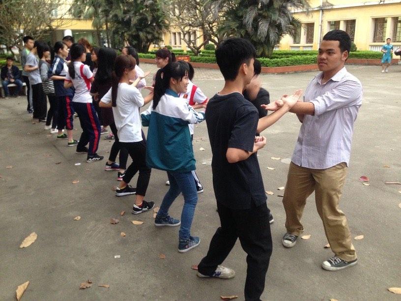 Đăng Ký Tập Tại HANU Hà Nội